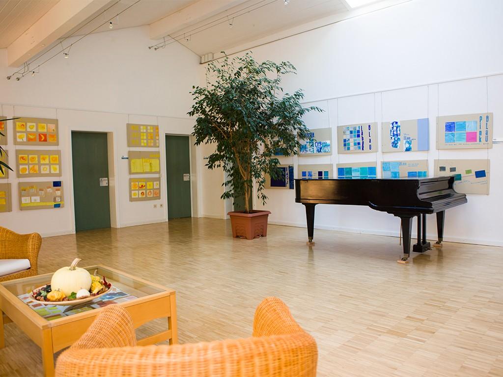 Musikzimmer im Kinderhaus Tutzing