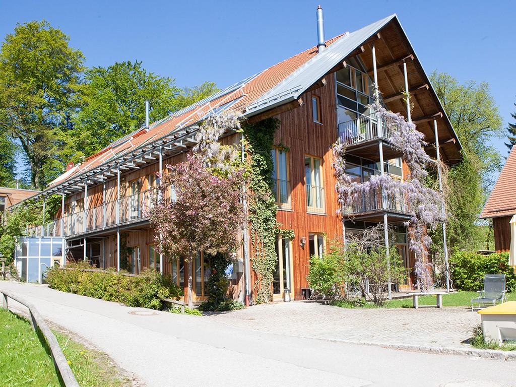 Therapiezentren: Sternstundenhaus